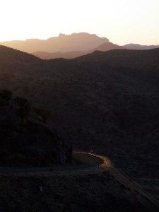 Namibian countryside