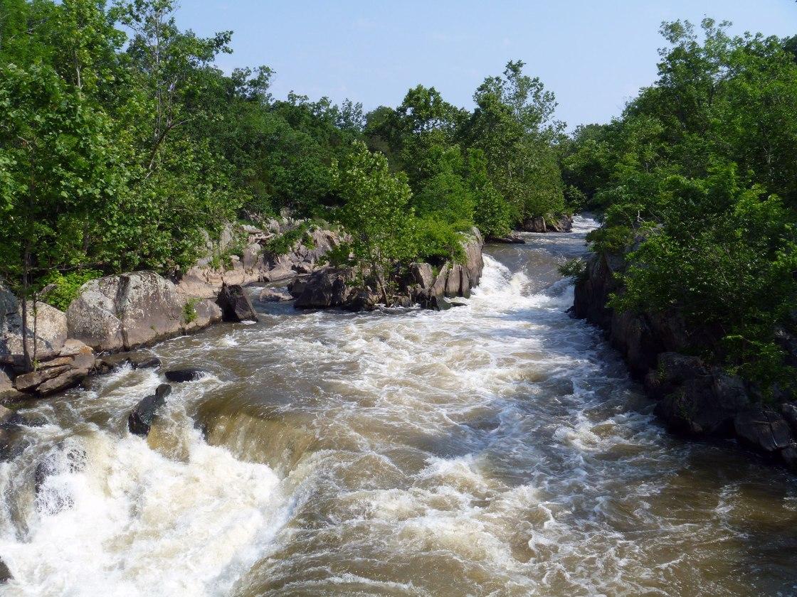 Great Falls Billy Goat Trail