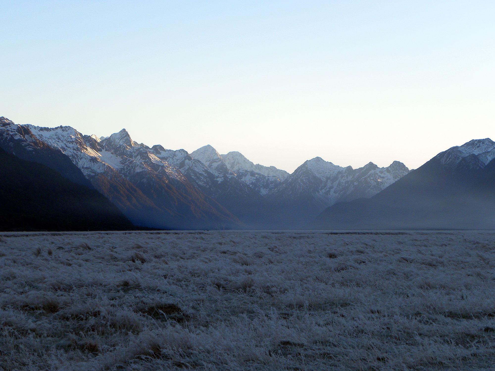 Fjordland National Park, New Zealand