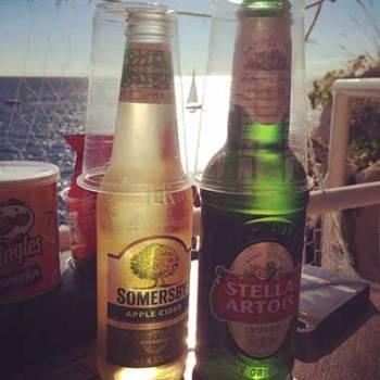 Drinks Around the World in Dubrovnik, Croatia.