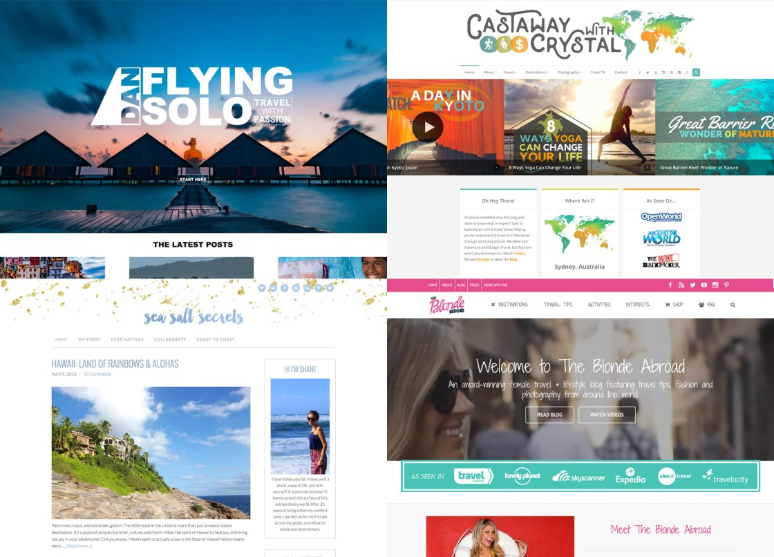Meantime Meanderings Blog Envy and Travel Inspiration