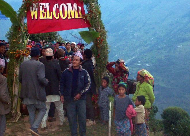 Global Debauchery in Nepal.