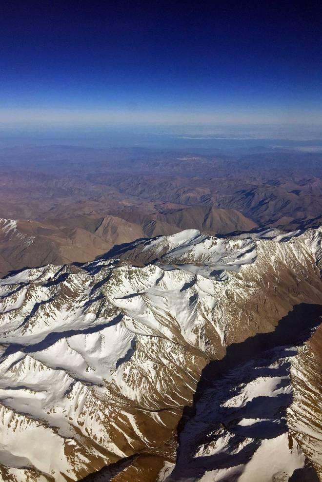 Chilean Alps