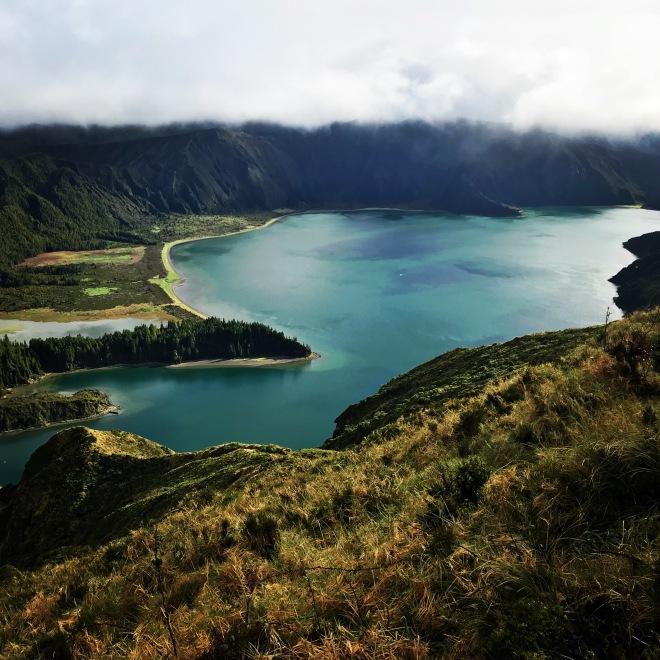 Lagoa do Fogo Sao Miguel Azores