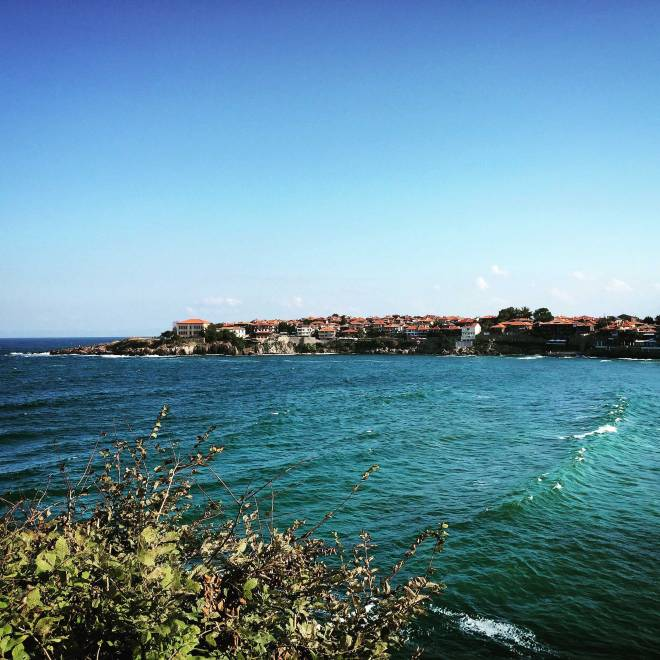 Black Sea in Sozopol, Bulgaria