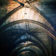 glasgow cathedral coffered ceiling