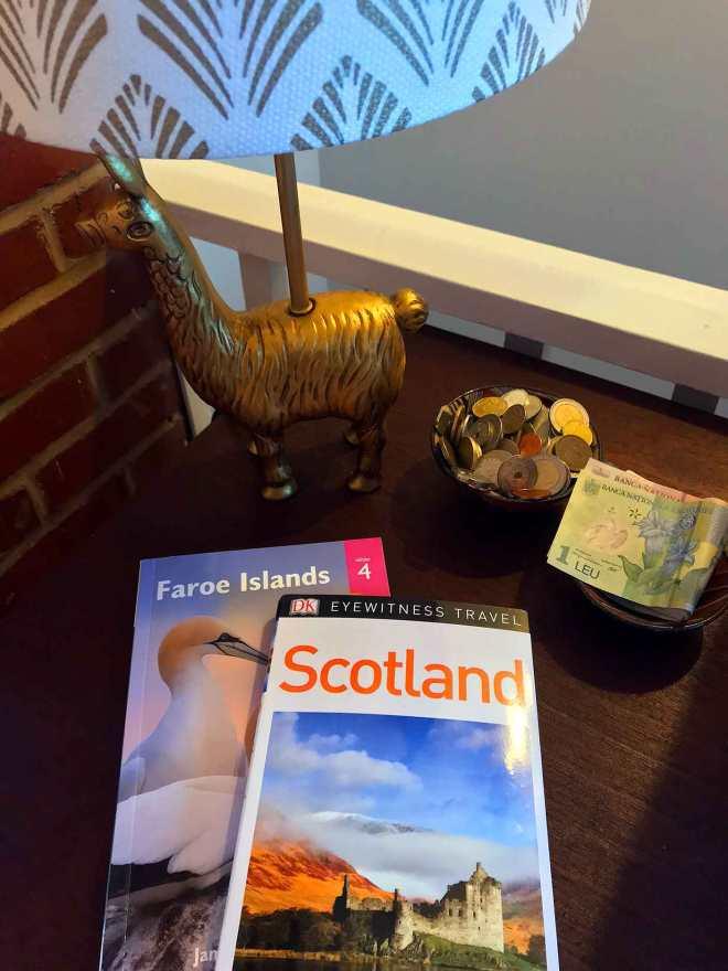 scotland and faroe islands tour books