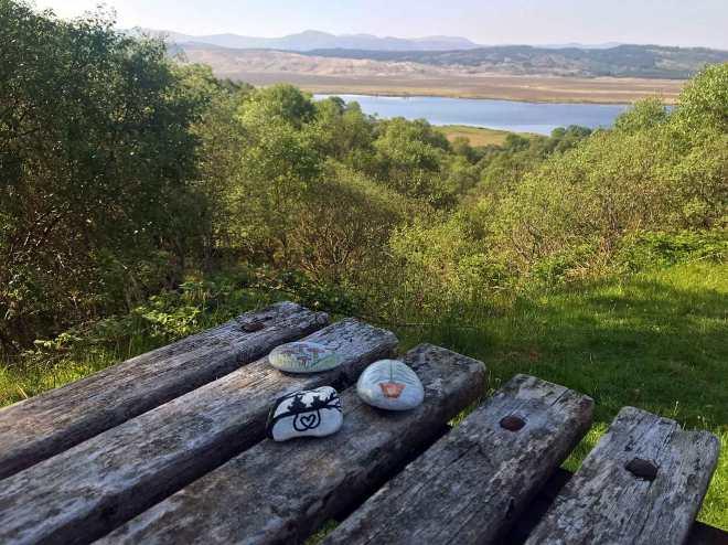 found rocks in ben nevis