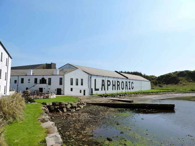 laphroaig distillery in islay scotland